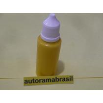 Tinta Autorama Amarela Pintura Bolha E Automodelismo 30 Ml