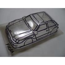 Carroceria Bolha Ford Fiesta 1/32 Estrela Carrera Scx Nsr