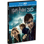 Harry Potter E As Relíquias Da Morte Parte 1 Bluray 3 Discos
