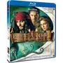 Blu-ray Piratas Do Caribe 2 - O Baú Da Morte - Imperdível !