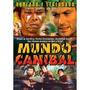 Dvd - Mundo Canibal - Novo, Original E Lacrado(frete Grátis)