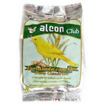 Ração Alcon Club Farinhada Com Ovo Para Canários – 200g
