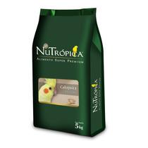 Ração Para Calopsita Natural 5 Kilo Nutrópica Super Premium