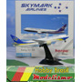 Avião-boeing 767-300 Skymark Airlines Japan 1:500 Herpa Wing