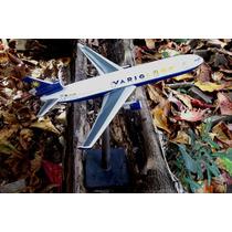 Miniatura Do Avião Da Varig Pr-lgd Md 11 F 33 Cm X 27 Cm !