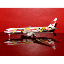 Avião Boeing 767-300 Martinair- Fox Kids - Netmodels 1:500