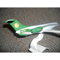 Maquete Avião Legacy 600