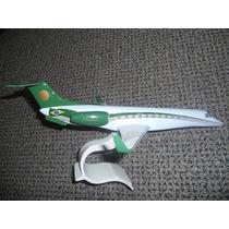 Miniatura Maquete Avião Legacy 600 Coleção