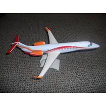 Maquete Avião Legacy 600 Coleção