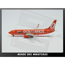 Avião - Boeing 737-800 - Gol - 1:400 - Phoenix - Lançamento