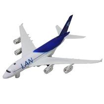 Mini Avião A Fricção Lan