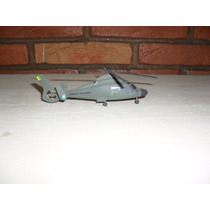 Miniatura Helicóptero - Panther - Exercito Brasileiro -1/100
