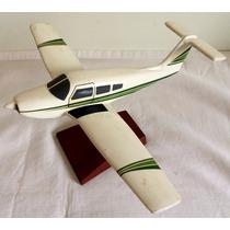 Maquete De Avião Embraer 711 Corisco