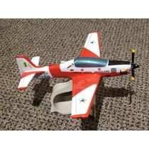 Miniatura Maquete Avião Fab Tucano