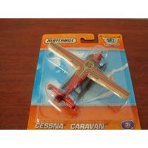 Mini Aviao Cessna Caravan Sky Busters Missions Da Matchbox