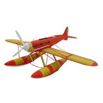 Avião Planador Aquaplanador Macchi M.c.72 Aeroclube Tam Gol