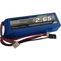 Bateria Turnigy 2650mah 3s 1c Para Rádio Transmissor