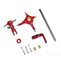 Kit Upgrade Em Metal Para O Helicoptero Wltoys V911 / Copter