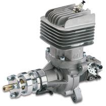 Motor Dle-55ra Gasolina Rear Exhaust Com Muffler Aeromodelo
