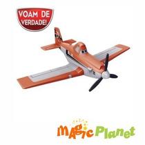Avião Powered Lançador Elétrico - Dusty