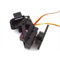 Suporte Pan Tilt P/ Câmera Fpv + Motores Micro Servo