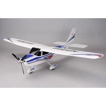 Avião Art-tech Cessna 182 4ch 2.4ghz Brushless Simulador Usb