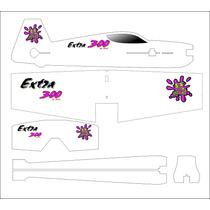 Aeromodelo Shock Flyer 70 Cm Poliondas