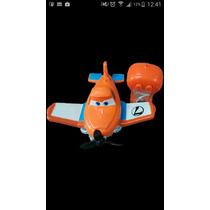 Brinquedo Dusty Avião De Controle Remoto Aviões Disney