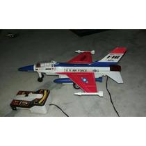 Avião Controle Remoto Antigo Brinquedos Reis