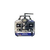 Radio Aeromodelismo Flysky Fs 2.4 G 4ch Frete Gratis