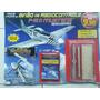 Fasciculos 1,2 E 3 Do Avião De Radiocontrole P-51 D Mustang