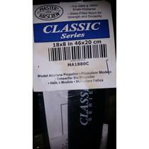 Hélice Master Airscrew 18x8 Classic Series.