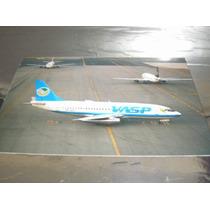 ( L - 380 ) F - 86 Foto Do Avião 737-200 Vasp