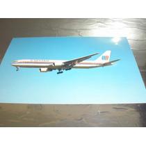 ( L - 380 ) F - 72 Foto Do Avião 767-300 - United