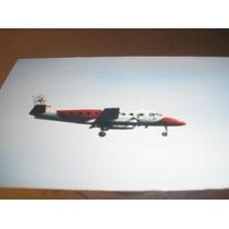 ( L-380 ) F-109 Foto Do Avião Fab Bandeirantes Geiv - Radar