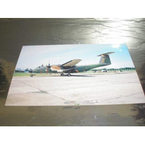 ( L - 380 ) F - 68 Foto Do Avião Bufalo - Fab