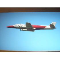 ( L-380 ) F- 112 Foto Do Avião Fab Bandeirante Geiv - Radar