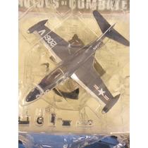 Aviões De Combate A Jato Ed 52 Grumman F9f-2 Panther (eeuu)
