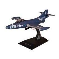 Aviões De Combate A Jato Ed 52 Grumman F9f-2 Panther (usa )