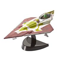 Estrela Modelo Wars - Revell De Jedi Starfighter Kit Fisto