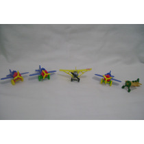 Lote Aviões Miniatura - Kinder Ovo