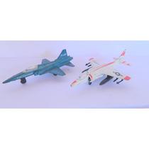 #172# Aviões Jato De Combate De Metal
