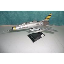 Aviões Combate Jato North American F 100d Super Sabre Usa