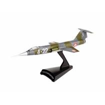 Miniatura De Avião F-104 Starfighter Nº 12 Del Prado