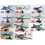 Coleção Aviões Bombardeiros 2ª Guerra Mundial Lacrados11pçs
