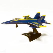 F/a -18 Hornet Raro Avião De Guerra Em Miniatura Jvtoys
