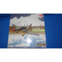 Stuka Ju-87 D3 Escala 1:72 - Hobbymaster - Diecast