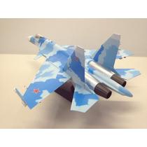 Aviões Jato De Combate Sukhoi Su-35 Super Flanker Russia