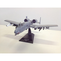 Aviões Jato De Combate Fairchild A-10a Thunderbolt Ii Usa