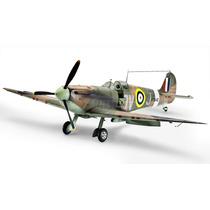 Modelo Plane - Revell Rv165 1-32 Spitfire Lutador Mk.ii